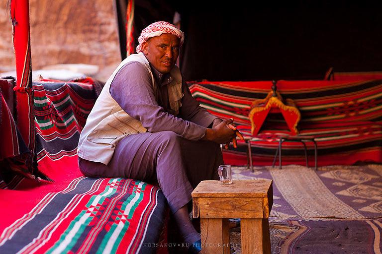 Bedouin portrait