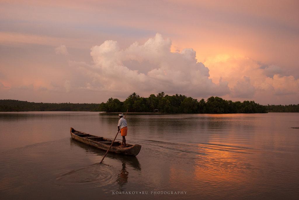 Boatman (India)