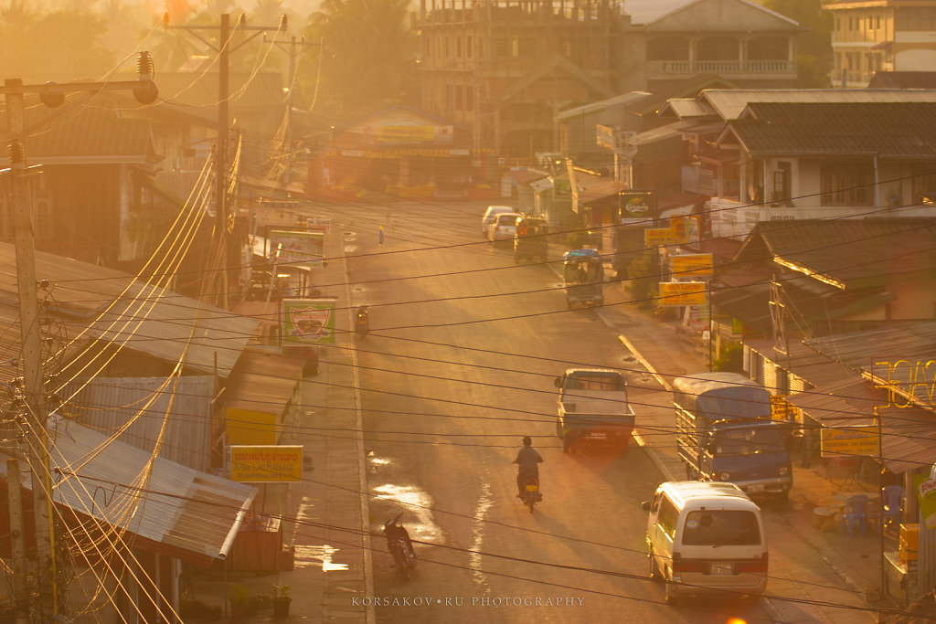 Cambodia morning